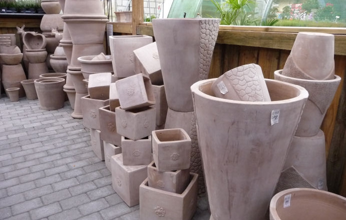 Krukker   midtsjællands planteskole